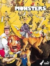 Monsters by Kerri Carisse and JonBen