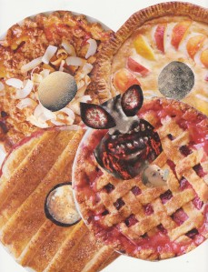 Eyes on the Pies - Ian Matheson
